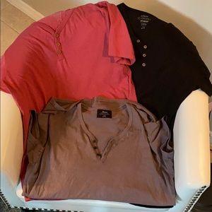 Men's shirts!